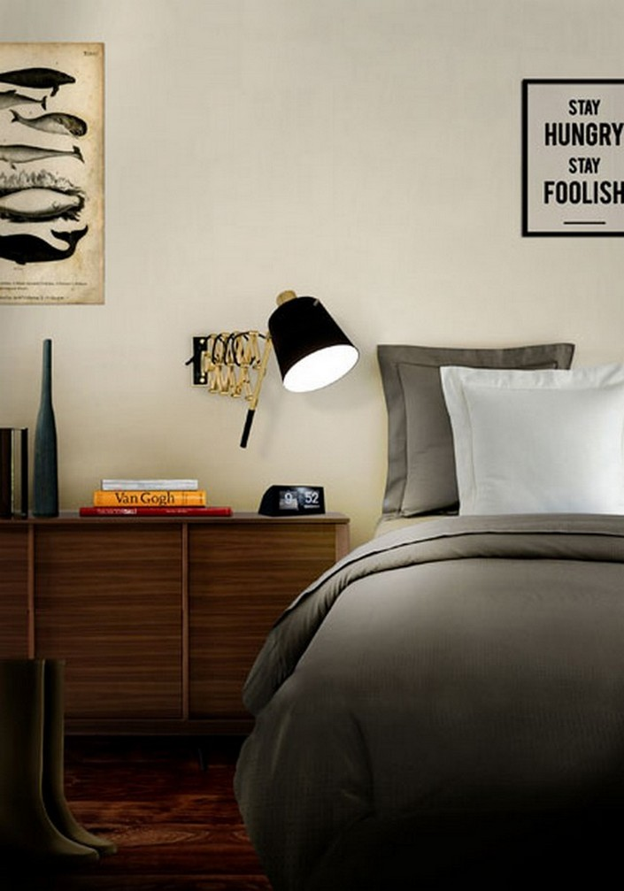 Top 6 Contemporary Wall Bedside Lamps
