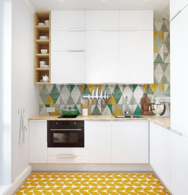 Awesome Kitchen Wallpaper Designs Ideas Part - 11: DelightFULL