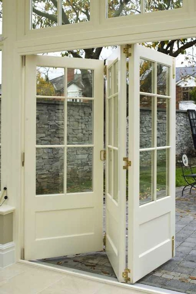 4 Innovative Designs for Patio and French Doors
