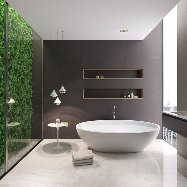 Merveilleux Mid Century Modern Bathroom: Top 10 Ideas