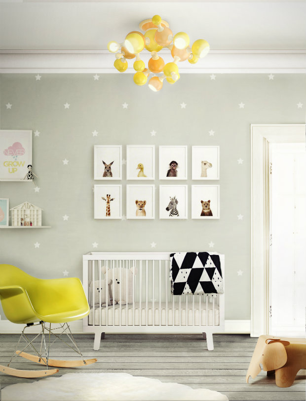 INSPIRING DECORATIONS USING YELLOW