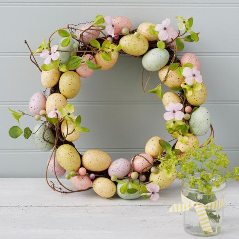 Find How To Decorate Your Home Design For This Easter