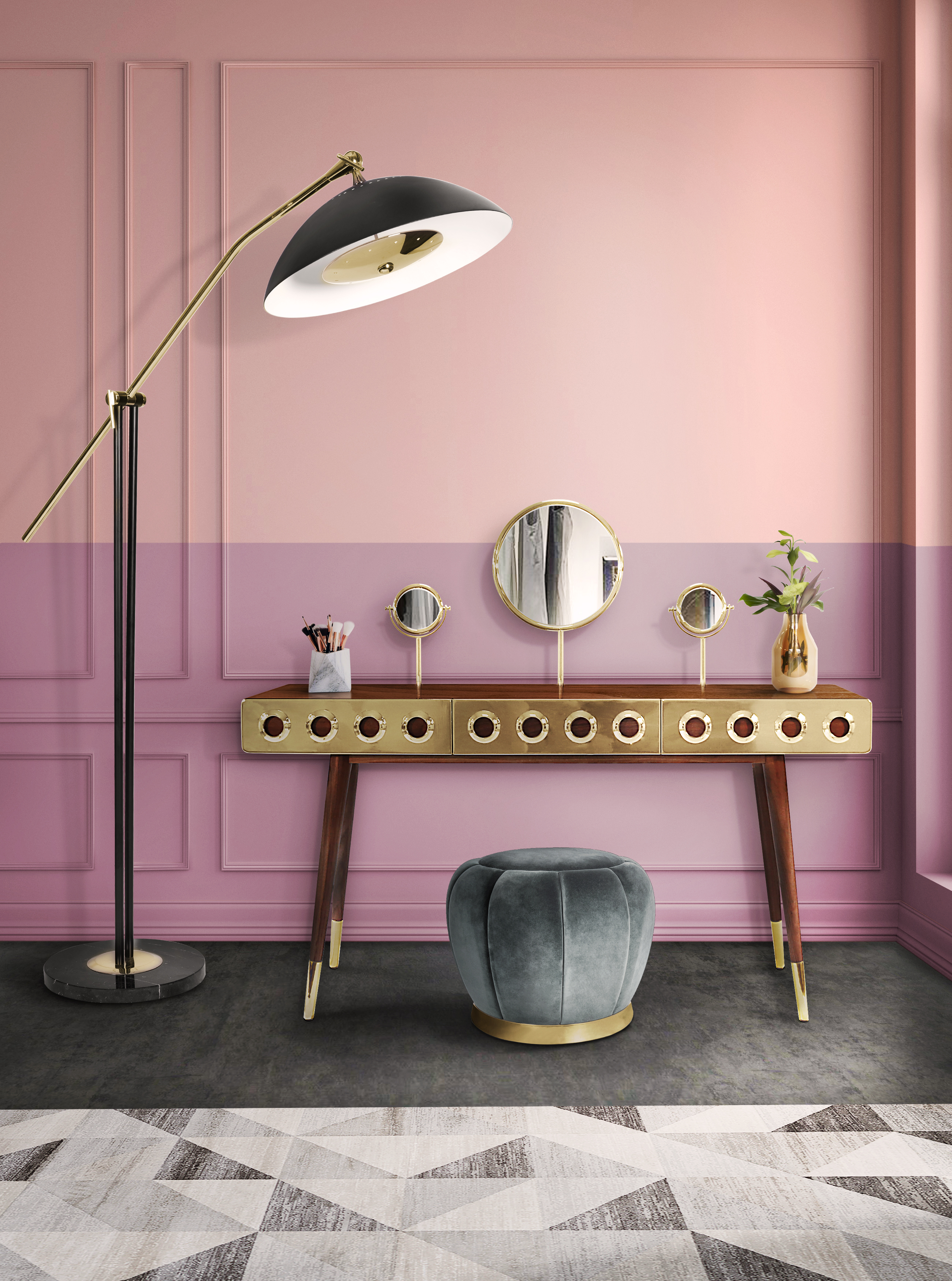 Spring Colour Trends 2018 The Guide To Stylish Interiors 3