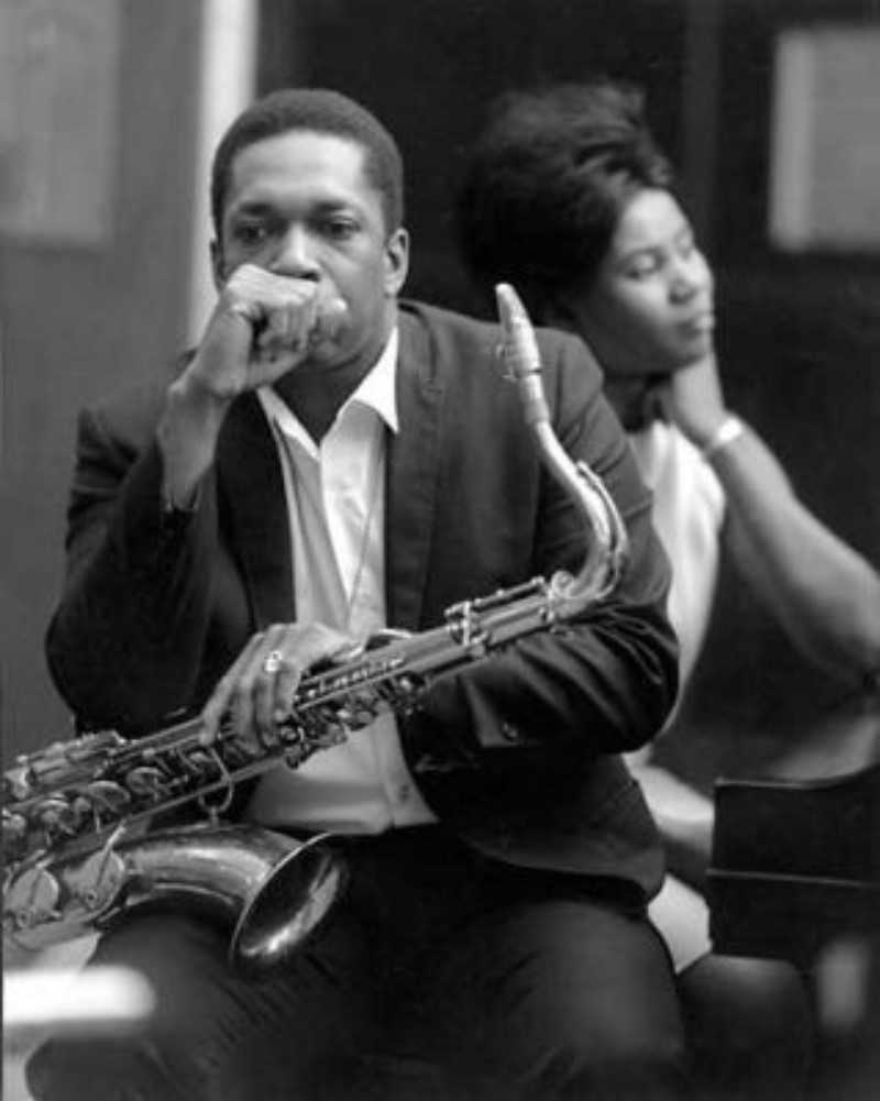 In 1961, Around the end of his tenure with Davis, Coltrane had begun playing soprano, an unconventional move considering the instrument's neglect in jazz at the time.