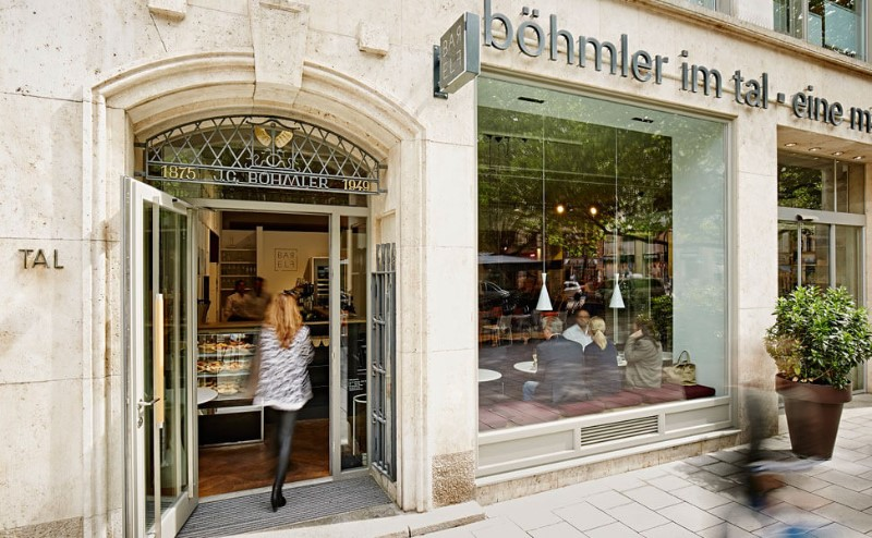 Böhmler The First-Class of Living and Furnishing! 2