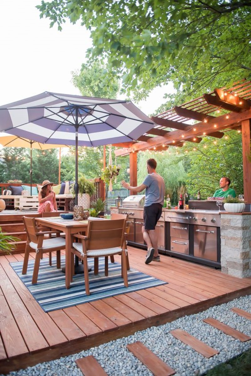 outdoor décor Outdoor Décor: 5 Tips to Turn your Garden into the Ultimate Summer Hit Outdoor D  cor 5 Tips to Turn your Garden into the Ultimate Summer 2018 Hit 3