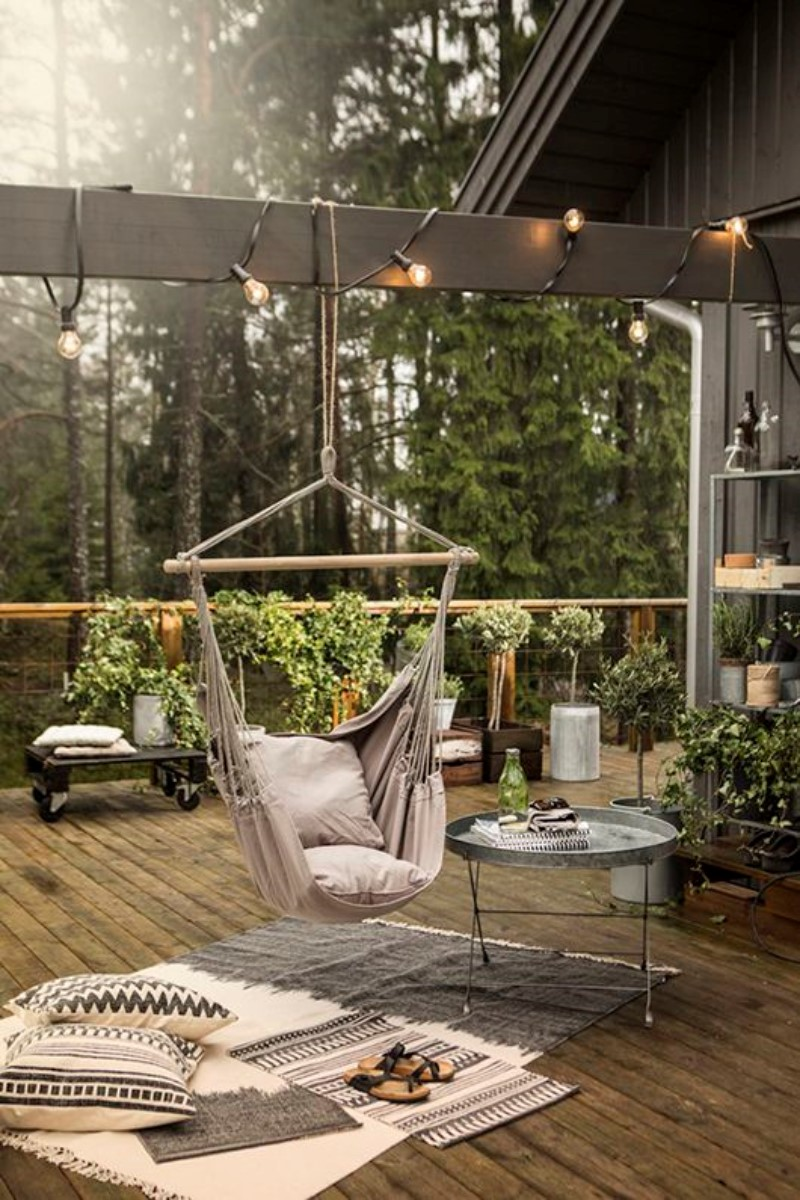 What Is Hot On Pinterest Outdoor Décor Edition 1