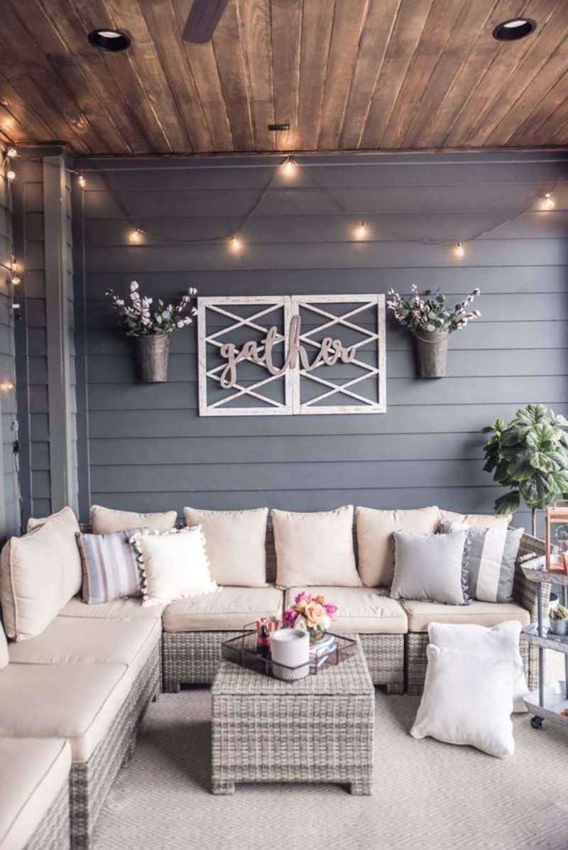 What Is Hot On Pinterest Outdoor Décor Edition 3
