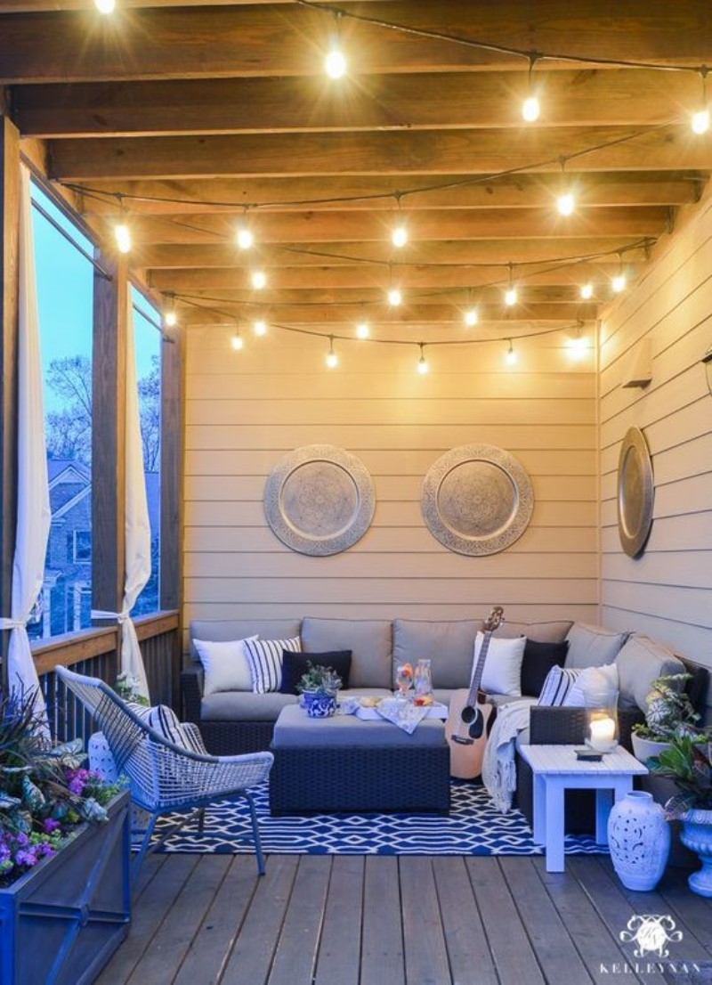 What Is Hot On Pinterest Outdoor Décor Edition 5