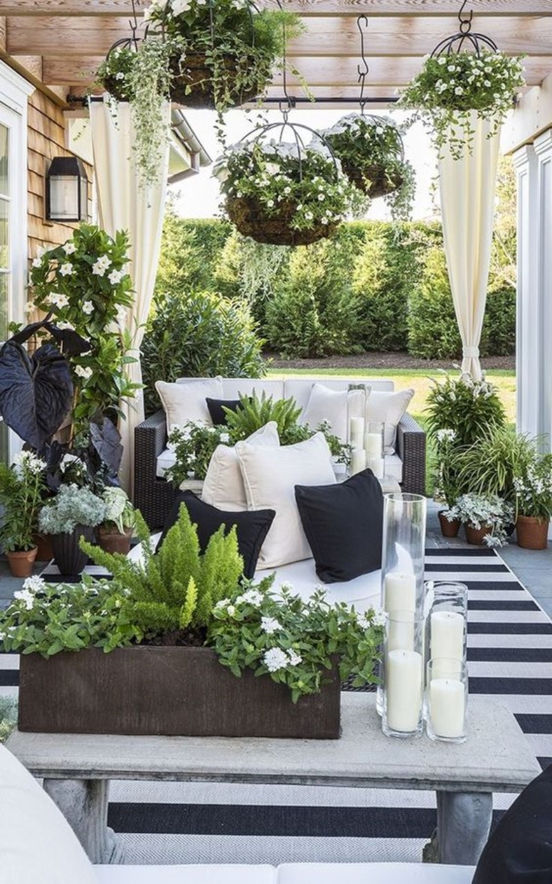 What Is Hot On Pinterest Outdoor Décor Edition 6