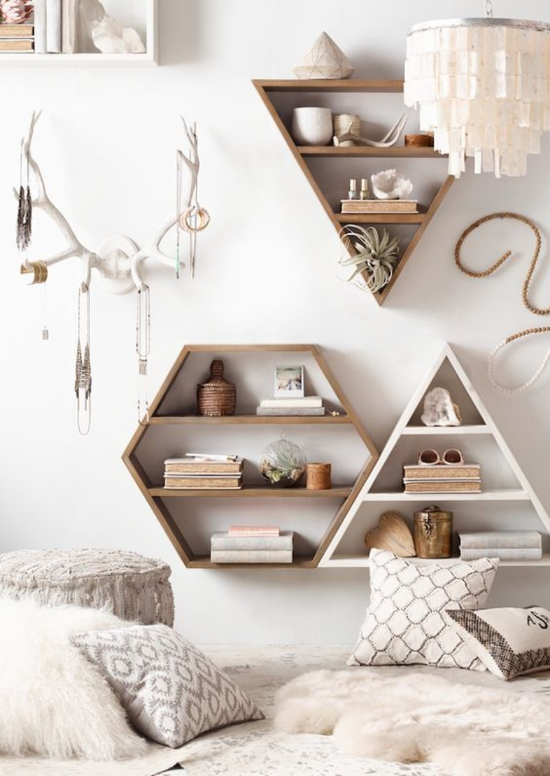 What is Hot On Pinterest 5 Top Boho Bedroom Décor 2