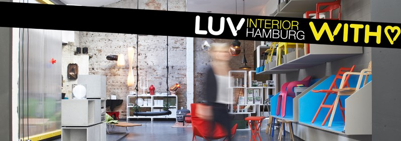 Luv Hamburg Luv Hamburg: Design and Interior Architecture Made With Luv! 1 1