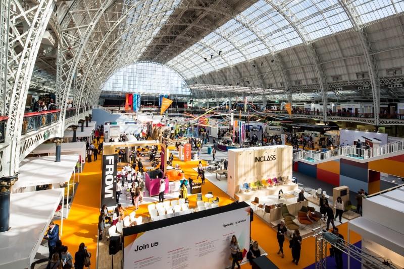 UK Trade Show 100% Design: Loading 90%!