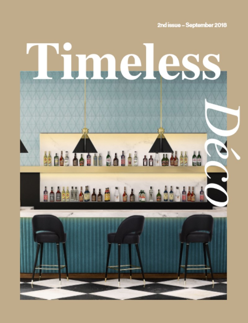 Timeless Déco A Second Edition Full Of The Latest Design Trends Is Coming! 8