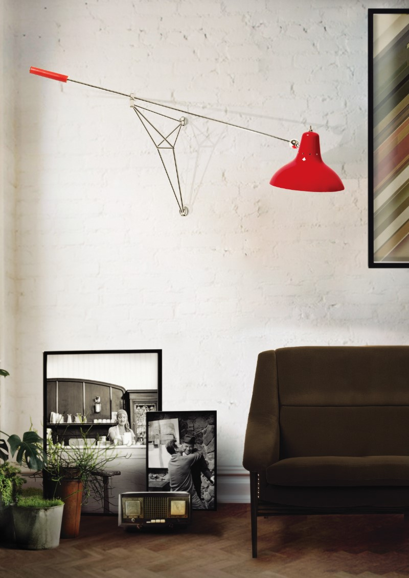 What is Hot On Pinterest Industrial Wall Lamps! 6