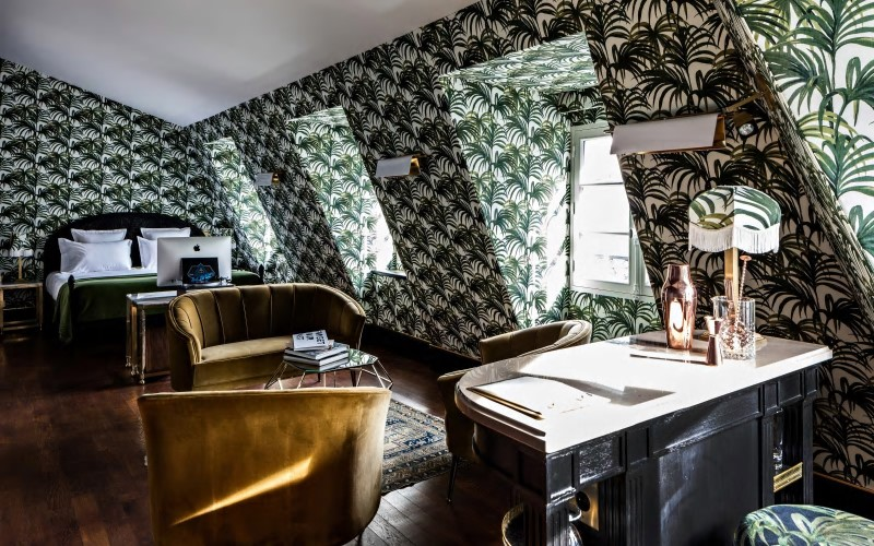 You Have To Spend A Night In One Of These 5 Hotels in Paris! 2.jxr