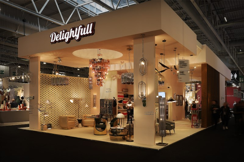 Contract: DelightFULL's Wall Lamps You'll See At Maison et Objet!