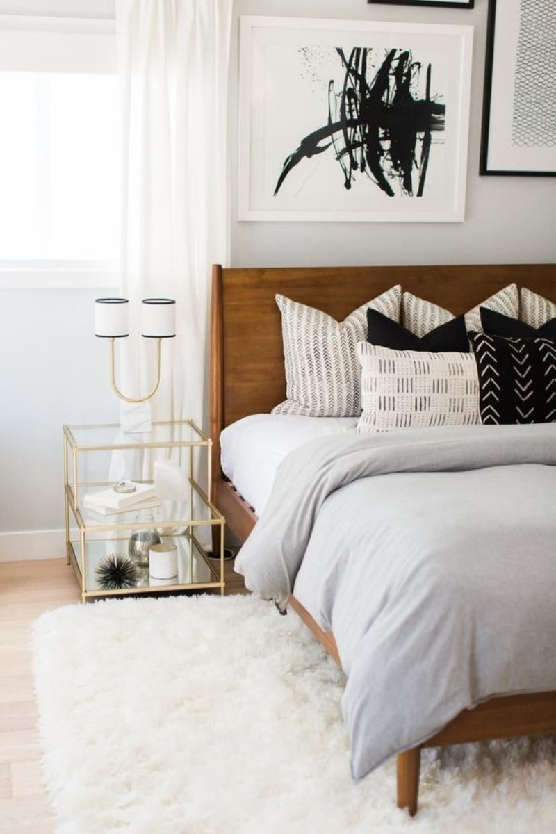 What Is Hot on Pinterest: Modern Bedroom Décor so You Can Sleep with Style!