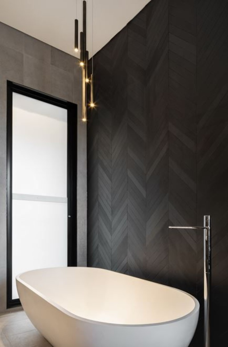 . What Is Hot On Pinterest  Modern Bathroom D cor