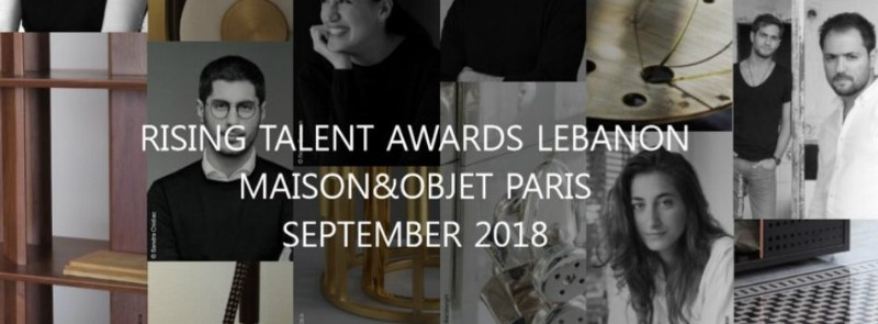 Meet The 6 Emerging Talents From Lebanon at Maison et Objet 2018!