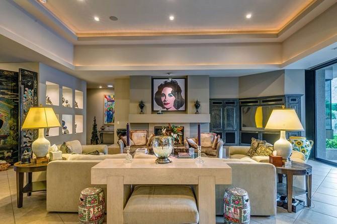Inside celebrity homes: 5 outstanding million dollar homes