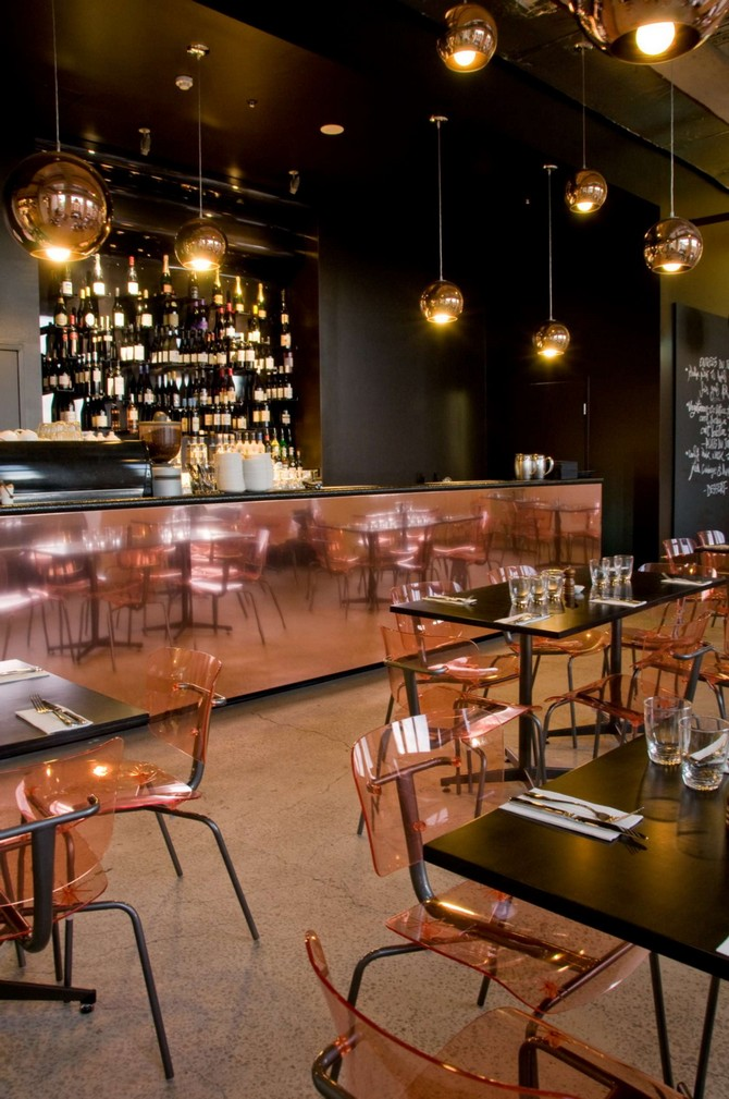 Top Bar's Decor with Cooper Lighting