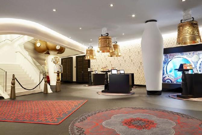 15 Luxury interior designs by Marcel Wanders