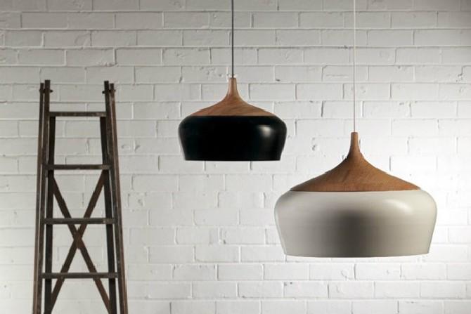 20 MID-CENTURY MODERN SUSPENSION LAMPS