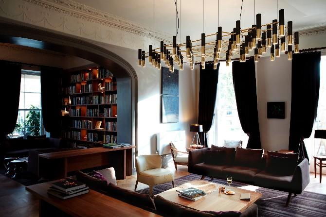 20 Mid Century Modern Suspension Lamps