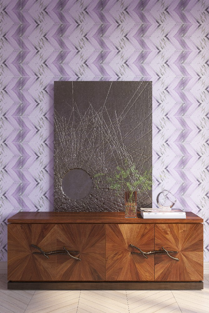 wall covering designs. Exclusive Interview with Yana Svetlova Zigzag small wallcovering  modern designs