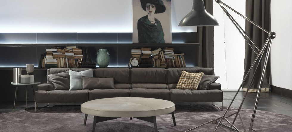 20 mid century modern floor lamps giant colorful loft studio brass