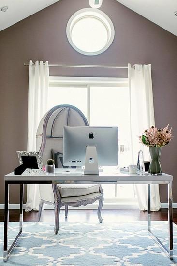 10 Modern Home Office Design Ideas