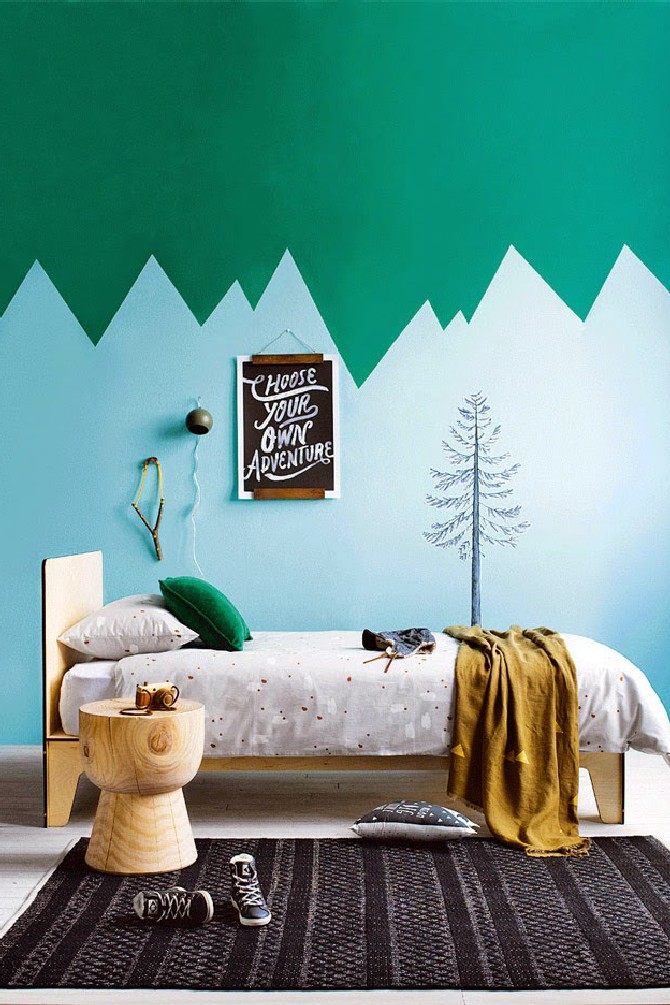 15 colorful kids room ideas colorfull walls