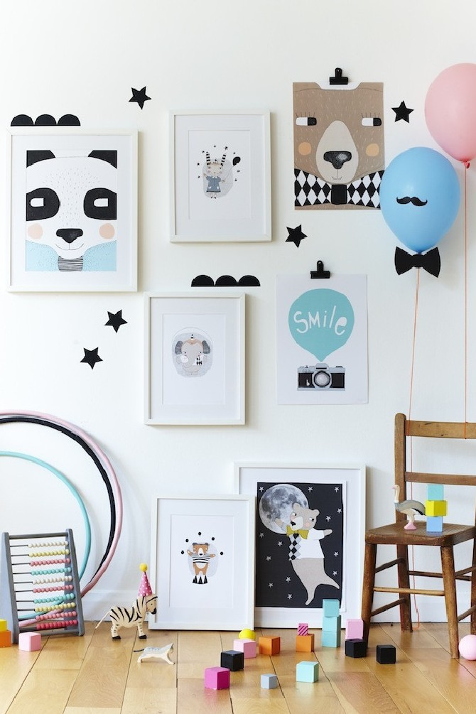 15 colorful kids room ideas delightfull by Charlotte Love
