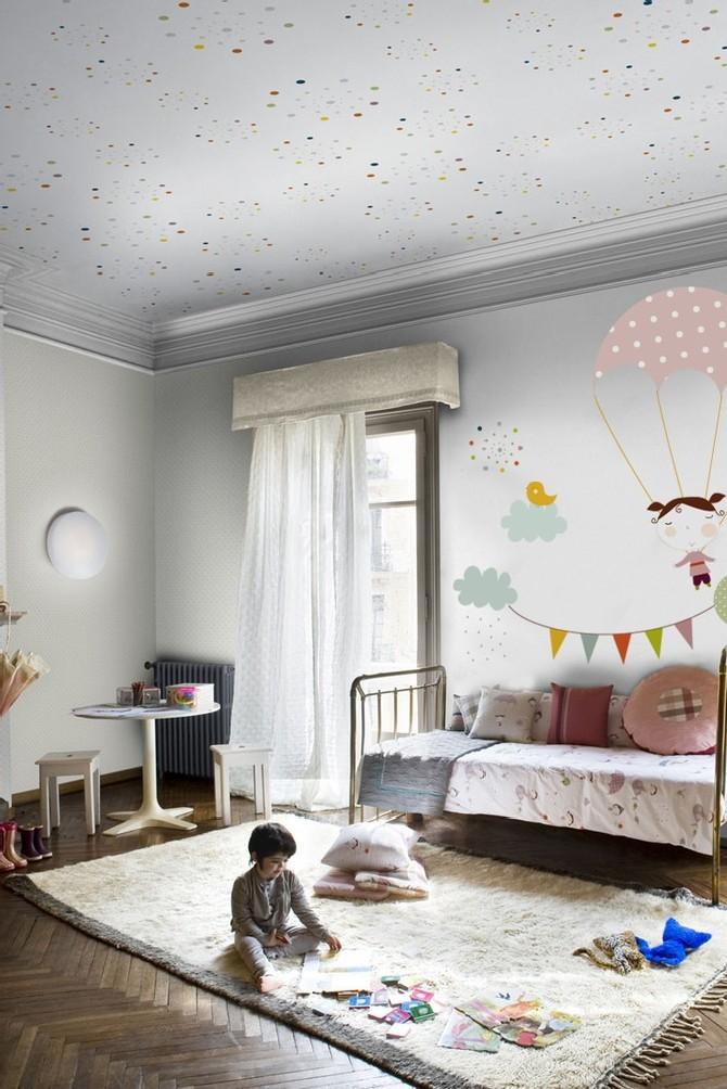 15 colorful kids room wall decor wall art
