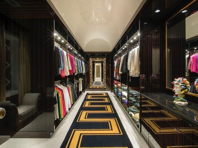 Luxury Closets 10 luxury closets to your interior design