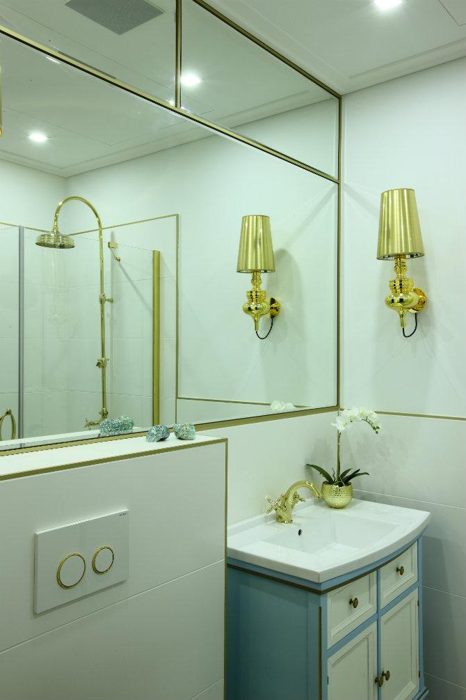 Luxury Apartments: Kutuzovskaya Riviera by Julia Dzhanlatyan