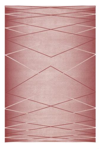 Rose Quartz & Serenity Pantone Colors of the year 2016 delightfull rug