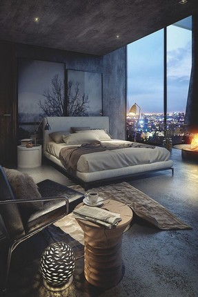 Top 20 Winter Bedroom Color Schemes 8