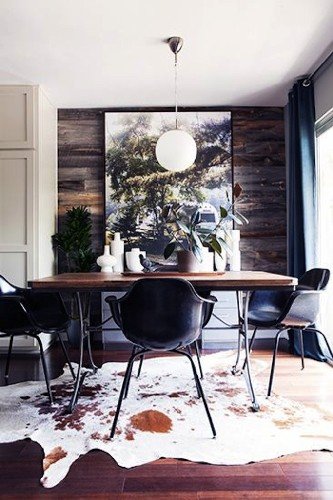 get the look 17 mid century glamorous dining room
