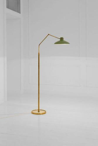 Interior decorating 10 floor lamp ideas for Floor lamp makeover ideas