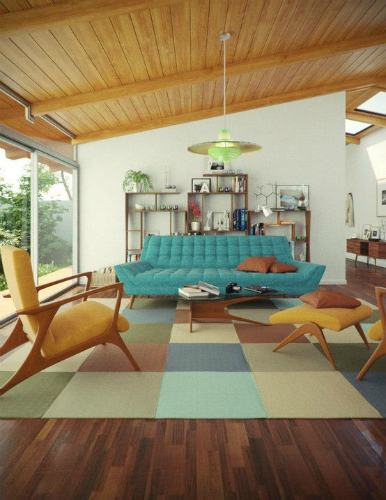 Spring Mixing Styles Midcentury Modern And Minimalist Awesome Midcentury Modern Living Room Minimalist