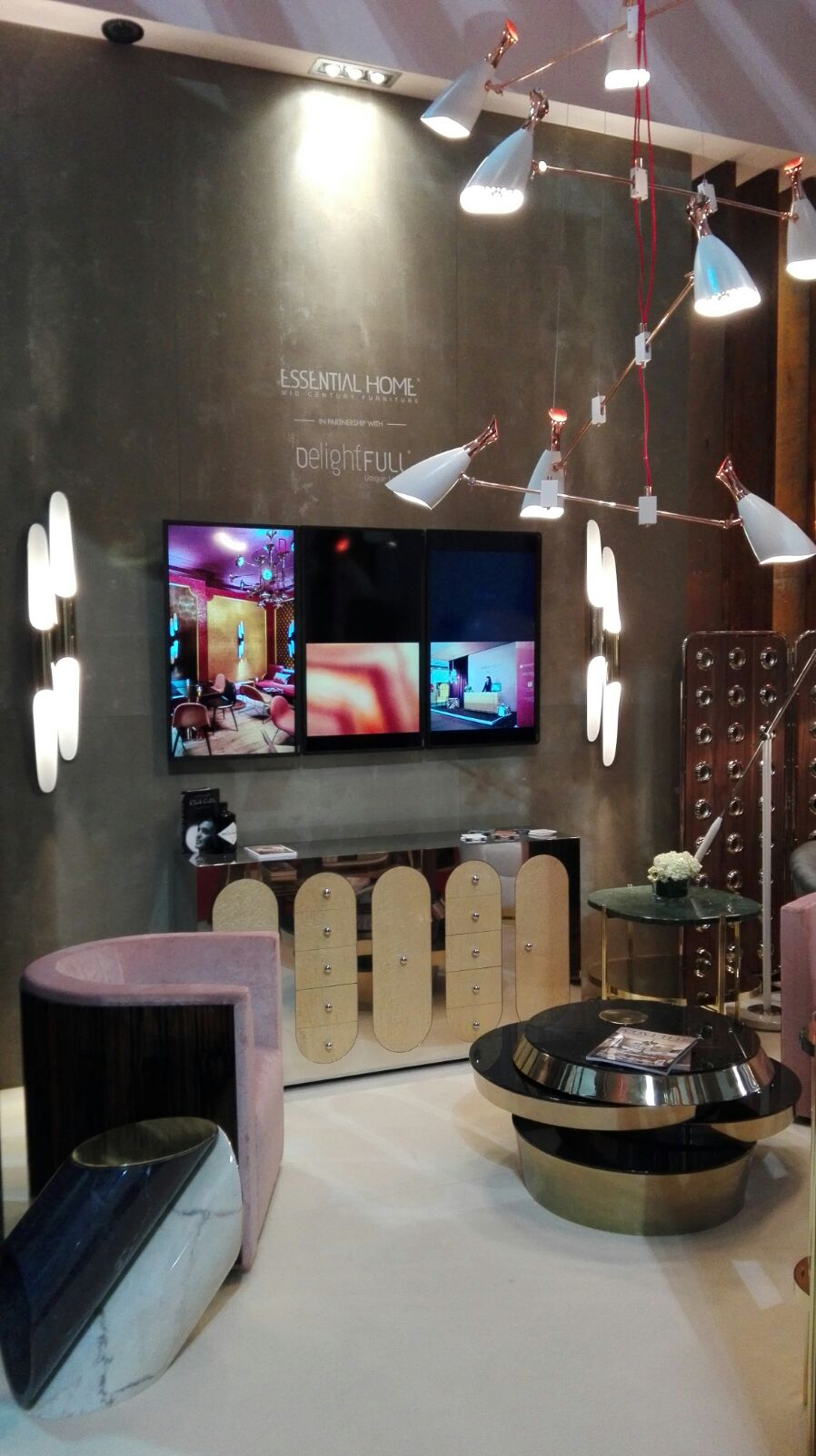 DelightFULL at Salone Mobile Milano '16 highlights of the 1st day EH