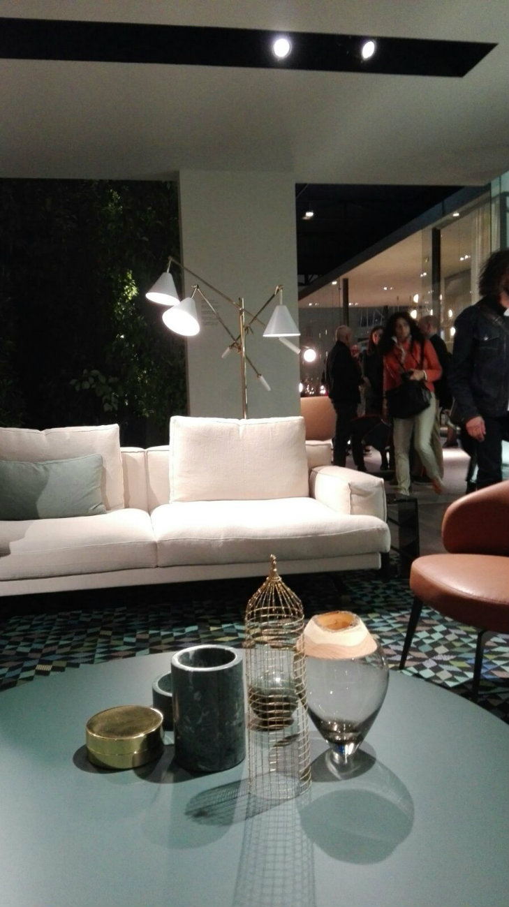 DelightFULL at Salone Mobile Milano '16 highlights of the 1st day lema4