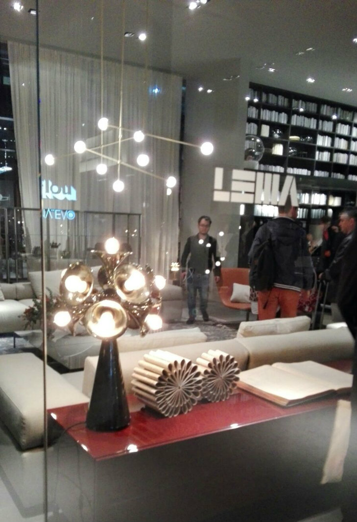 DelightFULL at Salone Mobile Milano '16 highlights of the 1st daylems stand