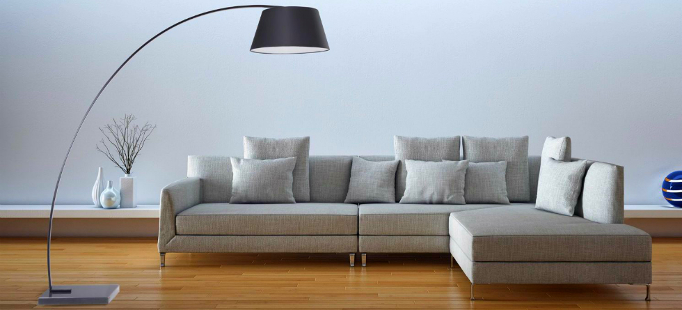 Give Your Living Room A Modern Floor Lamp Unique Blog
