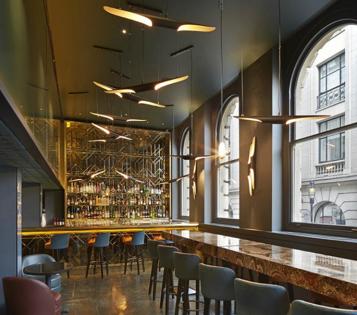 10 Of The World's Best Bar Interior Designs
