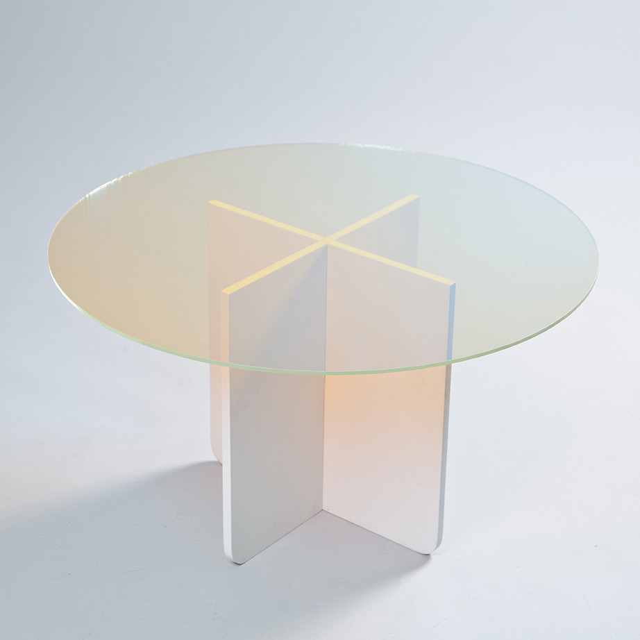 releases two new table designs