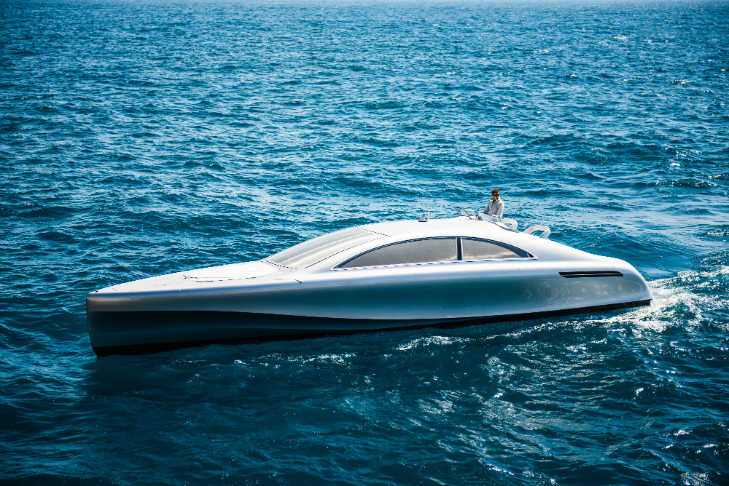Design of the first Superyacht by Benz revealed
