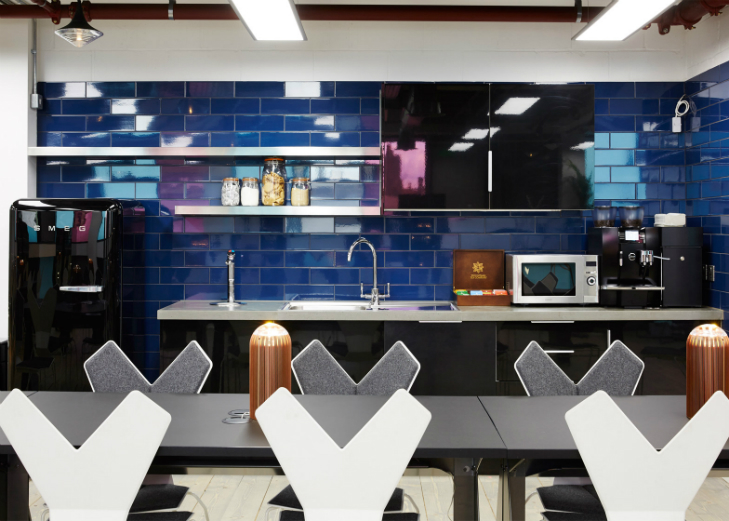 Tom Dixon opens co-working space in London